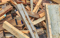 ۩۩۩Free Wood for Burning or for startup Fire , pick up any time۩