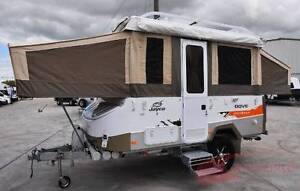 Jayco Dove Outback Camper - Sleeps 5, bed flys, awning Wodonga Wodonga Area Preview