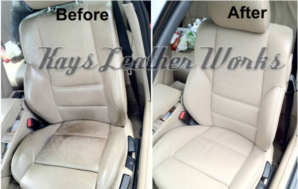 Leather Repair, Mobile Car Seat Repair/ Sofa Leather Repair, Connollising,  Recolour,