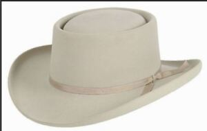 Real Texas Gambler cowboy hat. ( NEW)