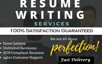 Resume Writing and Consulting Services