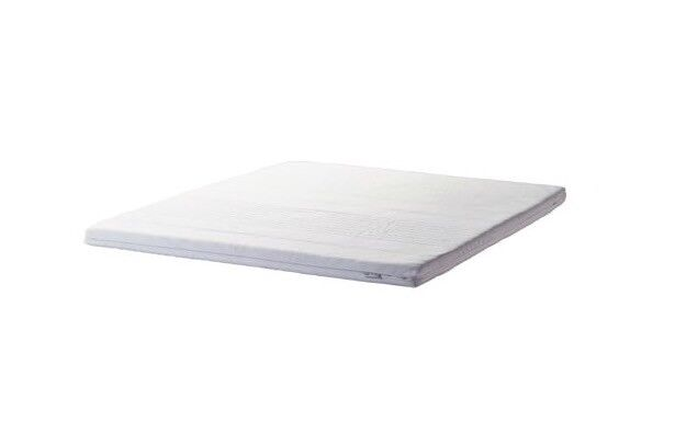 Topping Matras Ikea : Mattress topper ikea tussÖy cm excellent condition in