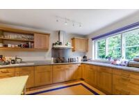 Stunning 5 double bedroom 3 bathroom Semi detached house with private Garden and Garage in Coombe.