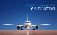 Cheap Domestic & International  Air Tickets To Anywhere