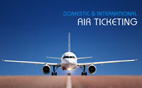 Cheap Domestic & International Tickets To Anywhere