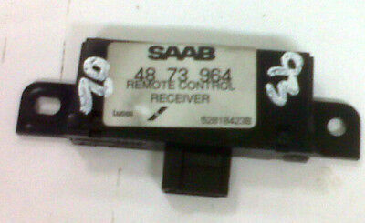 SAAB 9-5 95 93 9-3 Remote Control Receiver Unit 1998 - 2010 4873964 5265525