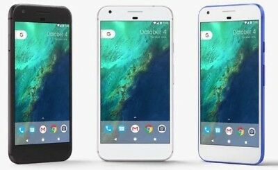 "Google Pixel - 32GB 128GB 5"" GSM Factory Unlocked 4G LTE Android Smartphone"