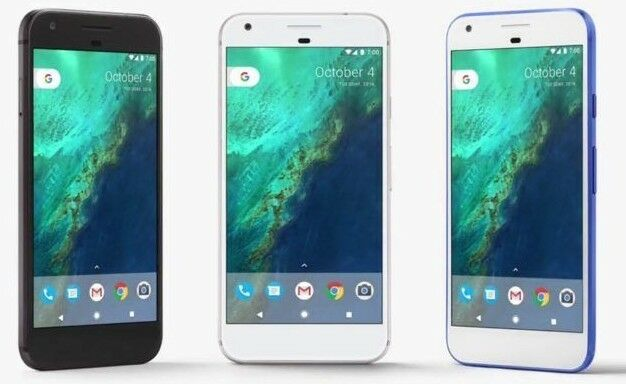"""Android Phone - Google Pixel - 32GB 128GB 5"""" GSM Factory Unlocked 4G LTE Android Smartphone"""