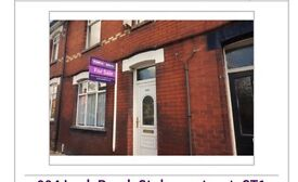 2 bed house to let Leek Road