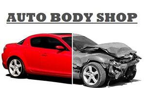Turn-key autobody / collision business for sale in Brockville
