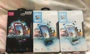 iPhone 5/ galaxy S4 waterproof cases