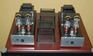 Antique Sound Labs AV25DT tubed monoblocks