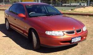 1999 Holden Commodore Sedan (Gas and Petrol) Gooseberry Hill Kalamunda Area Preview