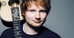 Ed Sheeran Tickets! Toronto August 31st