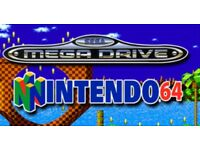 Looking for retro gaming consoles and games! Sega, Nintendo, ps1