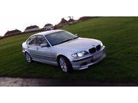 BMW 330d M sport 6 speed manual 204bhp standard car 6 cylinder