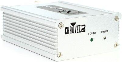 Chauvet Xpress 512 DMX Lighting Control USB Interface w/ ShowXpress Software NEW
