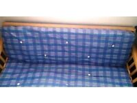 Futon sofa bed- 4 seater