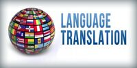 TRANSLATION SERVICES, GTA, ENGLISH TO FRENCH, AFFORDABLE PRICES!