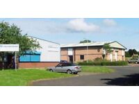 Workshops and industrial units to rent in Morpeth, Northumberland NE65