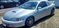 2002 Chevrolet Cavalier Coupe (2 door)