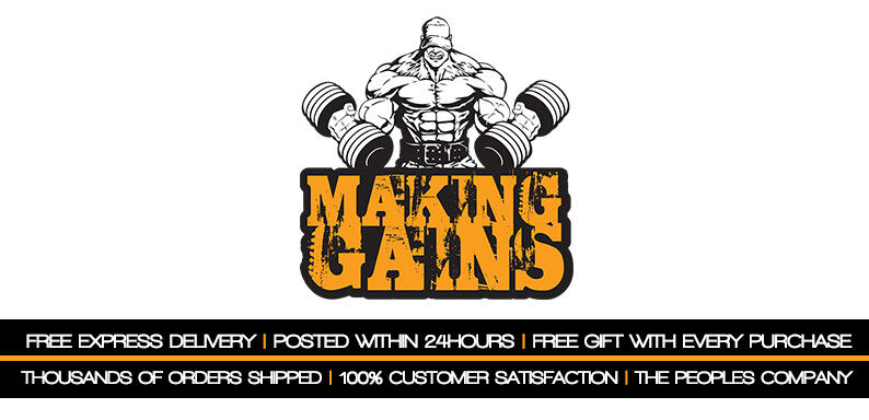 Making Gains Supplements