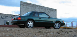 Ford Mustang Notchback 1987-1993