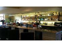 Restaurant ,Bar, Shisha bar , Garden