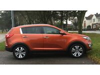 Kia Sportage 3 , diesel, 1700cc, low mileage, just been serviced!!!