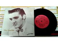 The Smiths ‎– Shoplifters Of The World Unite, VG, 7 inch single, released in 1987, 80s Indie Rock