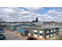 Light industrial units, workshops and storage facilities for rent in Leeds, West Yorkshire LS12