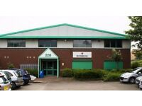 Industrial units, workshops and storage space to let in Houghton le Spring DH4