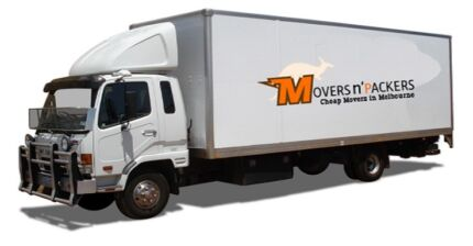 Cheap and Professional removers just on $70 per hour