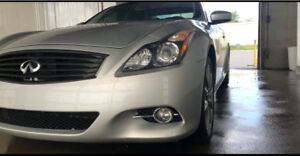 2011 G37x Coupe OBO