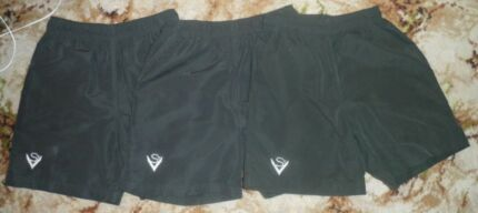 3x Girl sports shorts - Size 10-12 - st Vincent primary school un Worongary Gold Coast City Preview