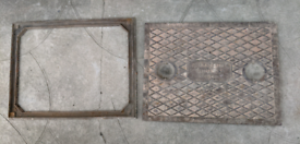 Cast Iron Inspection Chamber/Manhole Lids and Frames