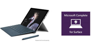 Microsoft Surface Pro 5 LTE -7th Gen Core i5,256GB,8GB,Warranty