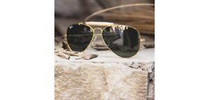 Genuine Rayban Aviator unisex Sunglasses