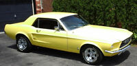 *** 1967 Ford Mustang 302 ***