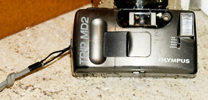 Camera Olympus trip Md2 good working condition vintage