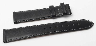 Tissot 1853 Lederband 18mm In Schwarz