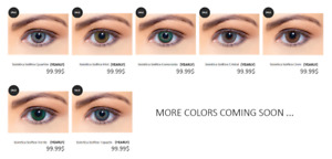 SALE - SOLOTICA CONTACT LENS - 1 YEAR WEAR