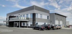FOR SALE OR LEASE: High Quality Office & Warehouse Duplex
