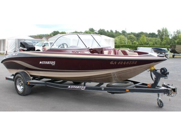 Used 2009 Stratos Boat Co 486 SF