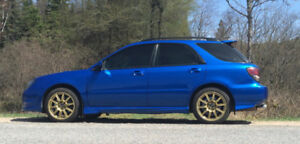 2006 WRX WRB Wagon w/v9 Swap & More