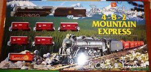 New Train Set -New inBox-Never Opened-