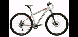 New Carrera Hellcat mountain bike for sale