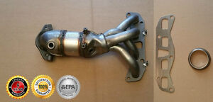 Nissan X-Trail 2.5L Exhaust Catalytic Converter 2005-2006