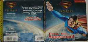 Thank You, Superman Returns BOARD Book London Ontario image 1