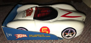 Speed Racer Complete Series on 6 DVD Mach 5 Car Pack